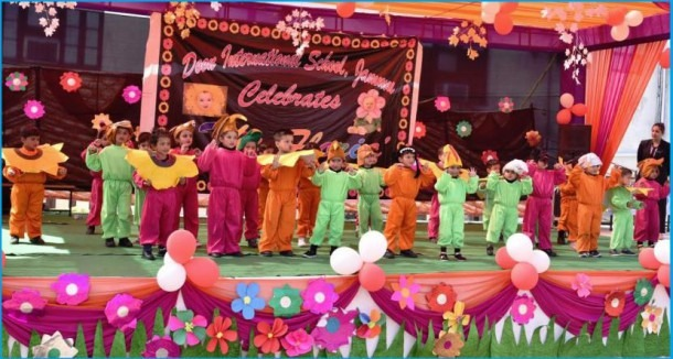 Doon International School's Kindergarten ' Phulwari ' Celebrates