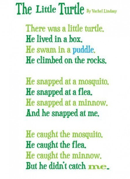 Classic Poems To Memorize