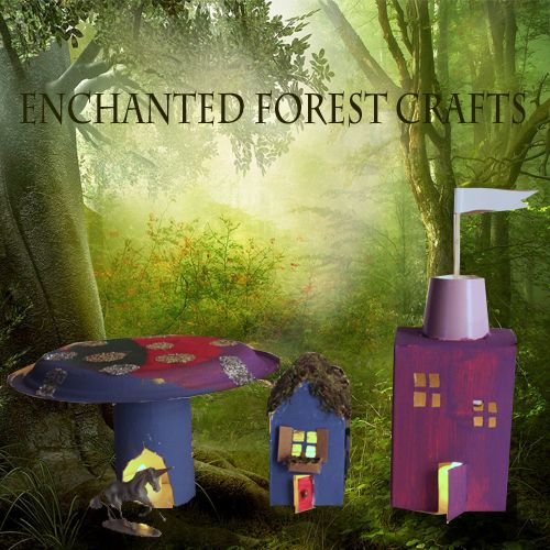Enchanted Forest Crafts