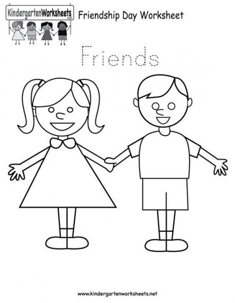 Free Printable Worksheets For Preschool