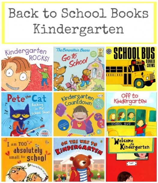 The Best First Day Of School Books For Kids To Read