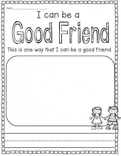 Cosy Kindergarten Class Rules Worksheets With Image Result For