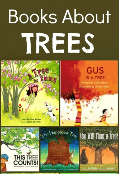 Books About Trees