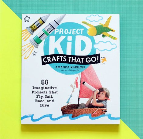 The Book • Project Kid