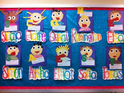 Read  A My Name Is Alice And Make This Cute Craft From Deanna