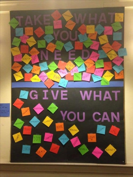 Amazing Kindness Themed Back To School Bulletin Boards