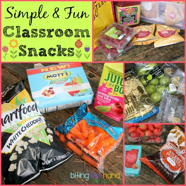 Class Snack Ideas Related Keywords & Suggestions