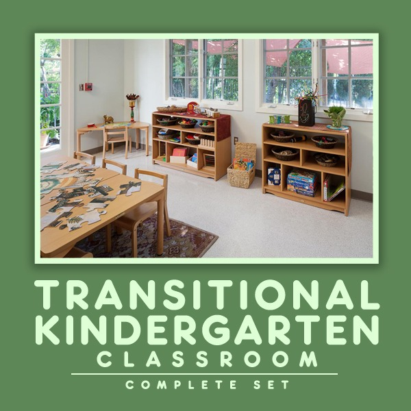 Kohburg Transitional Kindergarten Classroom Complete Set