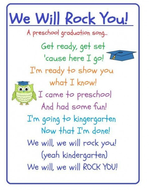 Love 2 Learn Preschool  Graduation!