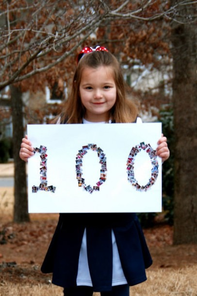 75 Clever Ideas For 100 Days Of School – Tip Junkie
