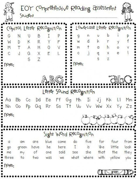 Free Printable Kindergarten Math Test With 17 Best Ideas About