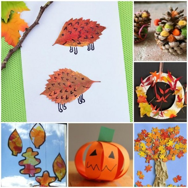 40+ Fall Crafts And Activities