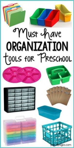 Must Have Teaching Tools To Organize Your Classroom