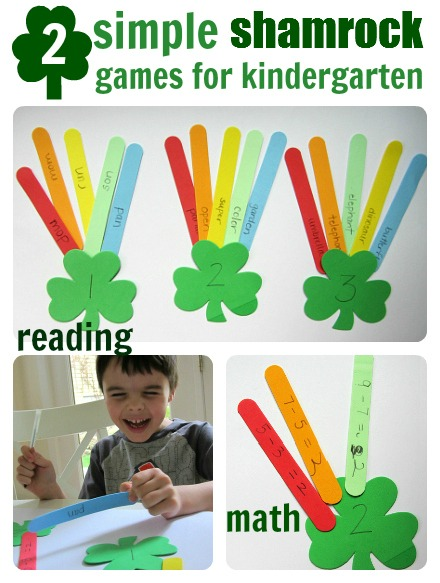 Learning Games For Kindergarten