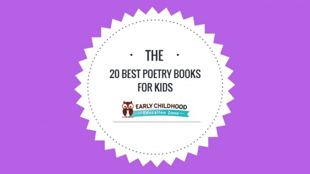 The 20 Best Poetry Books For Kids
