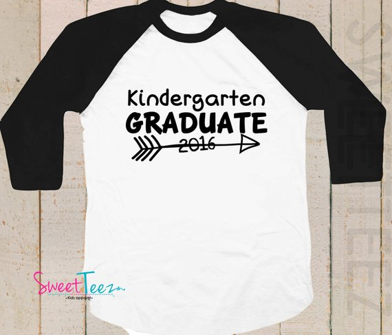 Kindergarten Graduate Shirt Arrow Hip Boy Shirt Kids Black Blue