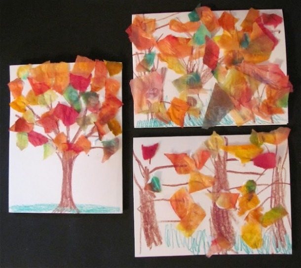 63 Amazing Cautions Fall Project For Kindergarten