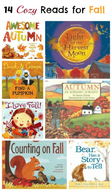 14 Cozy Picture Books For Autumn