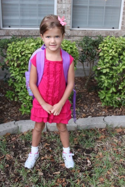 What I Ate Wednesday – First Day Of Kindergarten