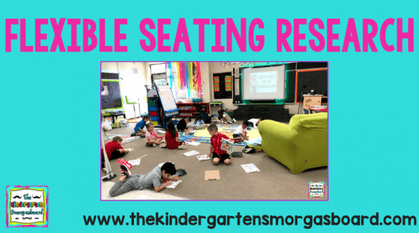 Flexible Seating Research