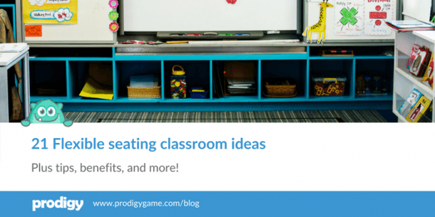 Flexible Seating  21 Awesome Ideas For Your Classroom