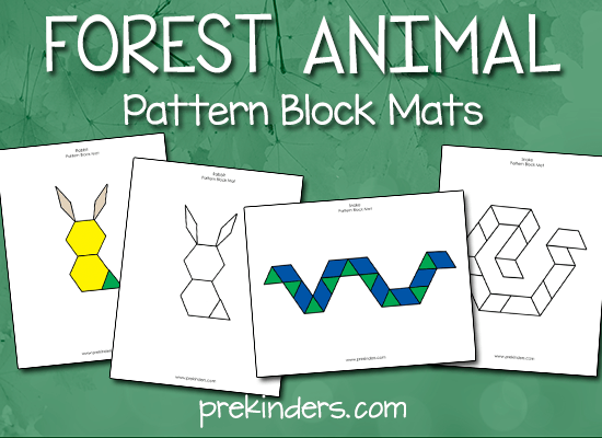 Forest Theme Activities For Pre