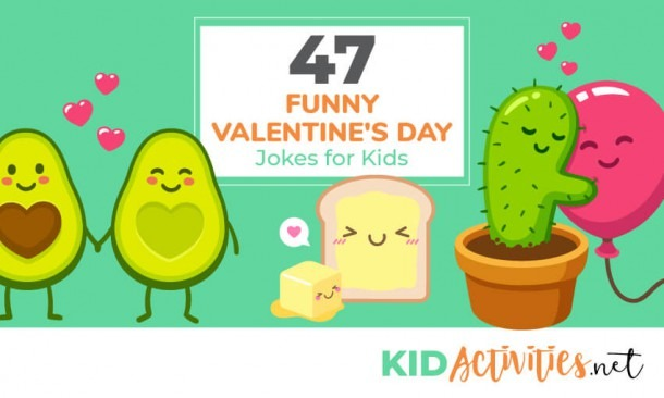 47 Funny Valentines Day Jokes For Kids [clean Valentines Day Jokes]