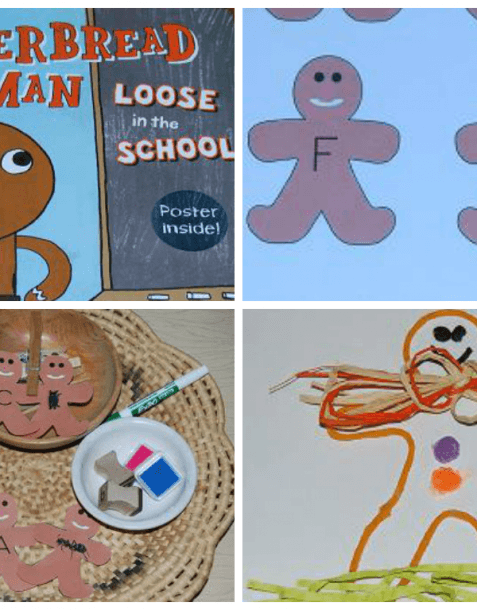Gingerbread Man Theme For Kindergarten Archives • The Preschool