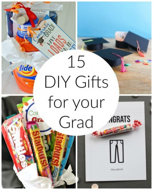 15 Diy Graduation Gift Ideas For Your Grad!