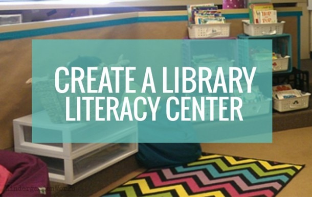 How To Easily Change Out Library Center Books – Kindergartenworks