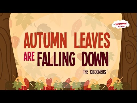 Autumn Leaves Are Falling Down