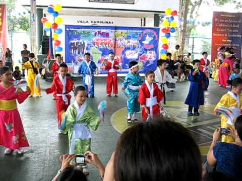Japanese Dance By The Students Of Wise Kids School (wks)