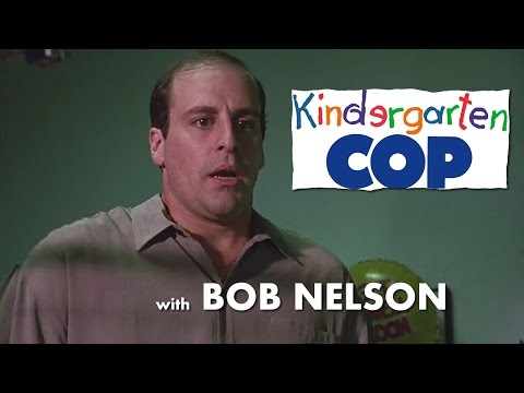 Bob Nelson In A Kid Cop Movie