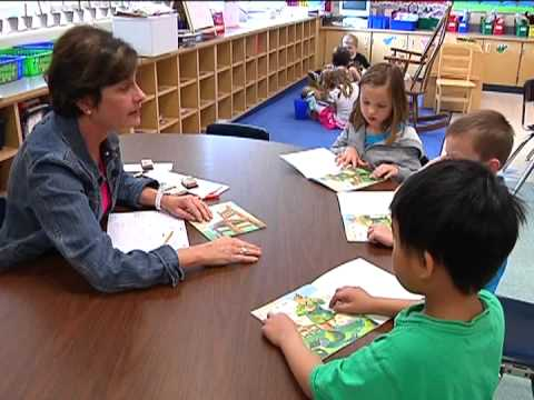 Early Guided Reading Clip  2