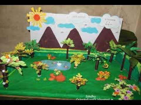 Forest Kids School Activity Project