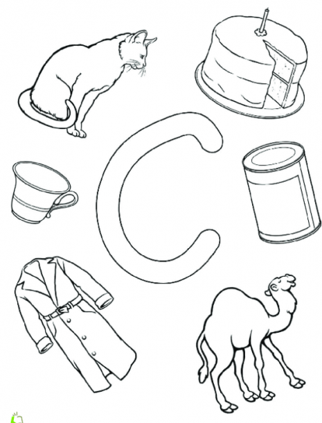 Hungry Animal Letters