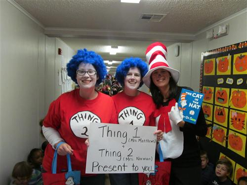 Kindergarten Book Character Day   Overview