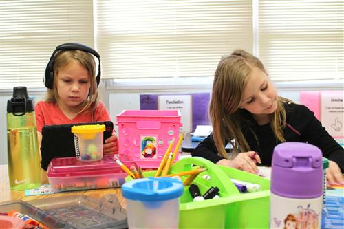 News At Sps   Early Kindergarten Registration Helps Students