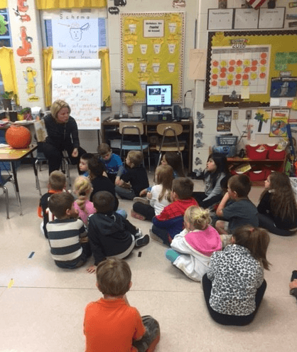 Nkces January Teacher Feature Is Grandview Elementary Kindergarten