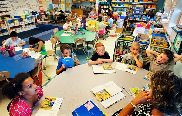 Grouping Students By Ability Regains Favor With Educators
