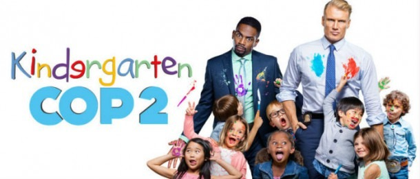 Kindergarten Cop 2 Is A Lousy Dtv Sequel –  Film
