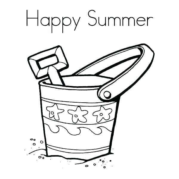 Kids Coloring Pages Summer – Danquahinstitute Org