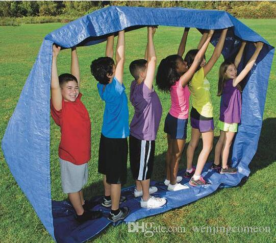 Kids Outdoor Team Cooperation Sense Training Interactive Toys For