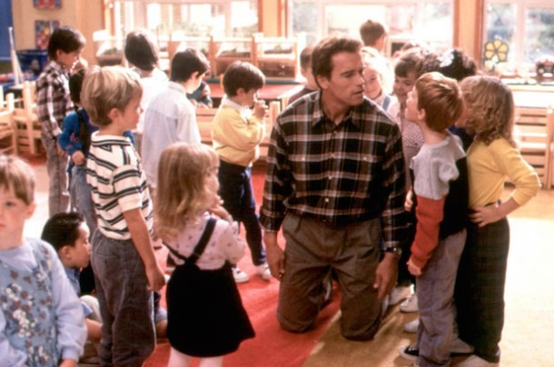 Kindergarten Cop' Remake In The Works At Universal