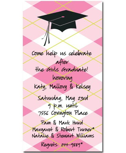 Creative Ideas For Kindergarten Graduation Announcements