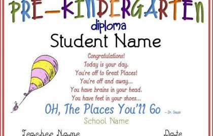 congratulation graduation quotes for kindergarten