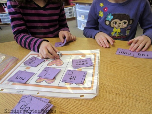 Sweet Valentine Math And Literacy Centers And Small Group