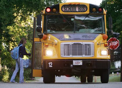 Most School Districts Can't Put Brakes On Bus Fees