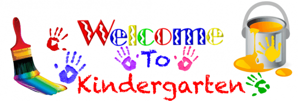 Free Welcome To Kindergarten Clipart, Download Free Clip Art, Free