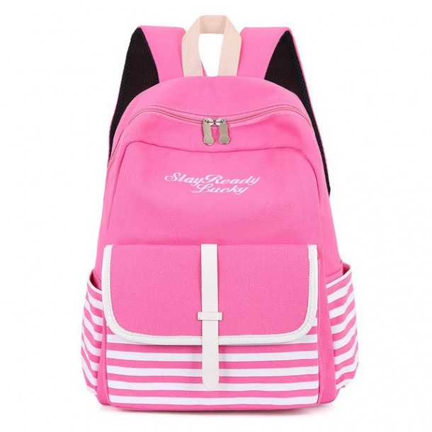 Lukatu 2018 New Fashion Children School Bag Girls School Backpack